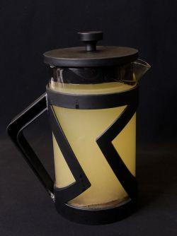 Імбирно-обліпиховий чай