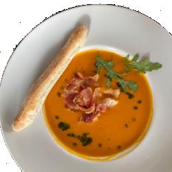Гарбузовий суп-пюре