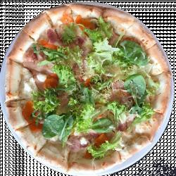 Піца з гарбузом