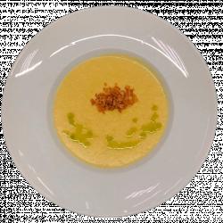 Крем суп з кукурудзи