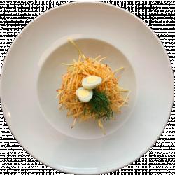 NEW! Салат з картопляними чіпсами
